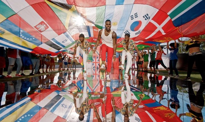 Jason Derulo – Colors (Official Music Video) The Coca-Cola Anthem for the 2018